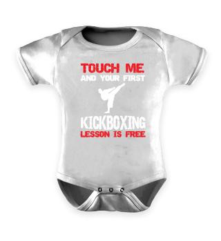 Funny Martial Arts Kickboxing Shirt Gift