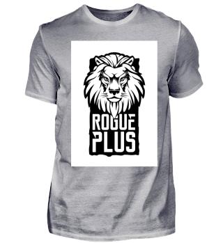 Rogue Plus Logo WHITE