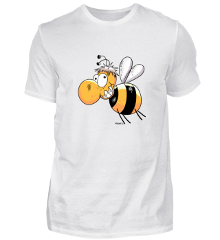 Funny Bee - Happy - Insect - Gift