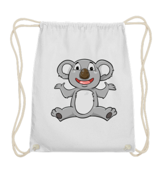 Koala Bear - Australia Symbol Eucalyptus