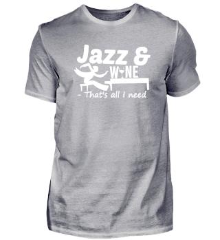 I got Jazz in my heart