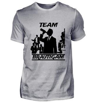 JGA | Team Bräutigam (Schwarz)