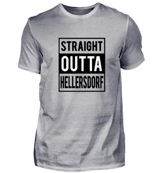 Straight Outta Hellersdorf T-Shirt