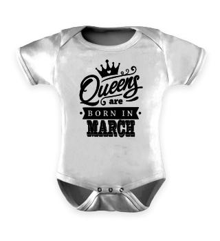 Body - Queen March März | Geschenk