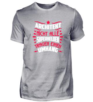 Architekt - Superheld ohne Umhang