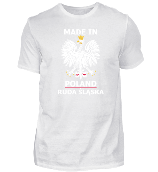 Made in Poland Ruda Slaska