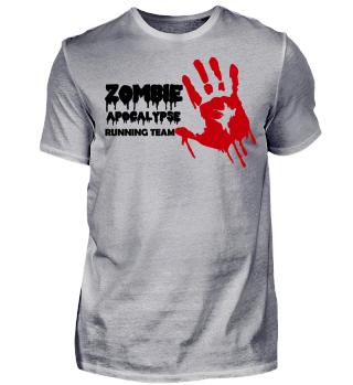 Zombie Apocalypse Running Team