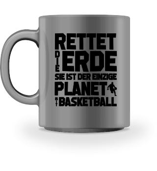Basketball: Rettet die Erde! - Geschenk
