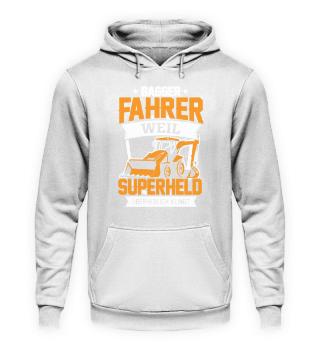 Bagger Fahrer · Superheld
