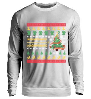 Ugly Sweater für Mathe Nerds