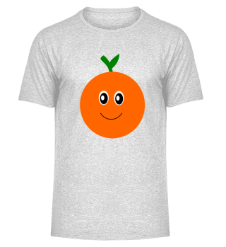 Orange, Schürze