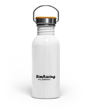 Simracer Trinkflasche