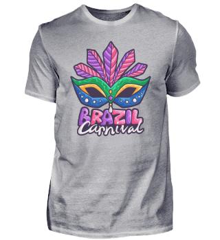Karneval Fasching Brasilien Kostüm