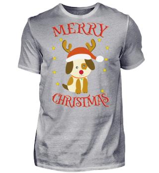 Merry Christmas Santa Welpe