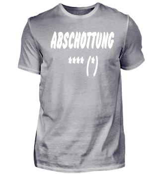 Abschottung