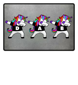 Dabbing Unicorns - Dancing Figure DAB 1