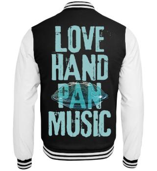 LOVE HANDPAN MUSIC - hang drum