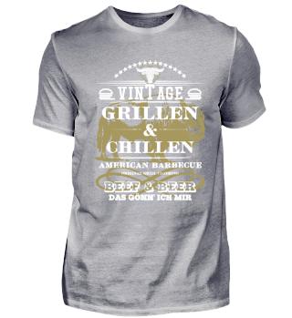 GRILL SHIRT · GRILLEN & CHILLEN #1.22