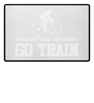 When Nothing Right GO TRAIN Bike Tour