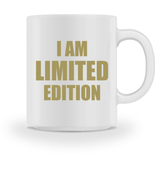 ♥ I AM LIMITED EDITION #1GT