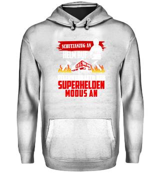 Feuerwehr - Superhelden Modus an