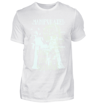 Manipulate from the Shadows Design
