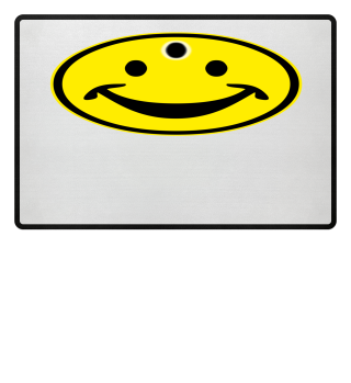 Enlightened Third Eye Smiley