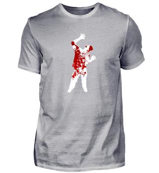 Bloody Zombie - blutiger Zombie