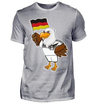 Fußball Deutschland Nationalteam Adler