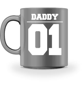 Vater Toch Daddy 01 Tasse Geschenk