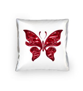 Schmetterling Butterfly Liebe Rot