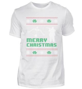 Hunter Hunting Shirt Merry Christmas