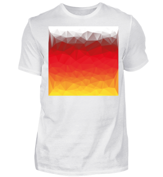 German Flag - Tshirt