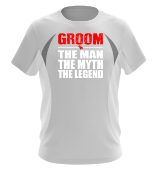 Groom,Myth,Legend