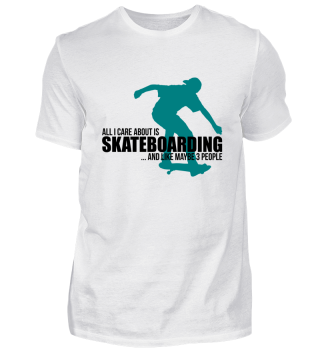 Skateboarding enthusiasts