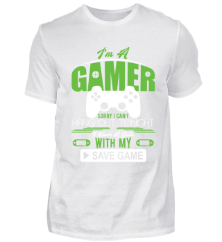 Gamer Date with Savegame!