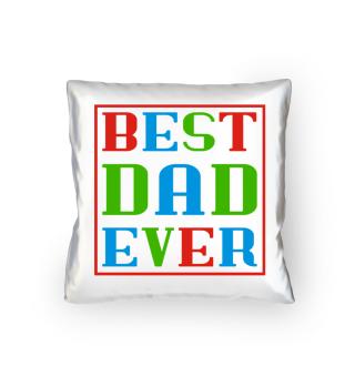 ♥ BEST DAD EVER frame
