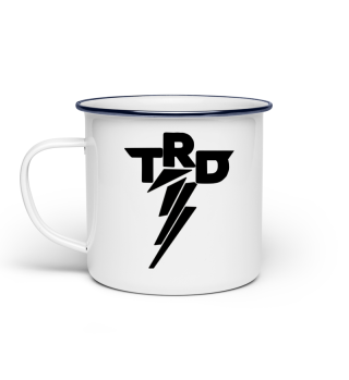TRD Metall Tasse