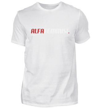 ALFAFEMINIST by Stellabek