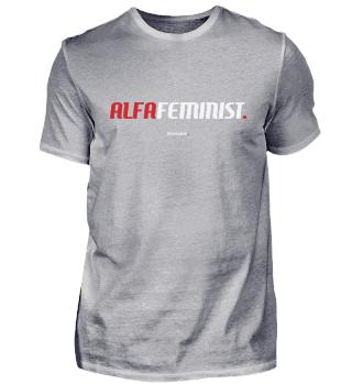 ALFAFEMINIST by Stellabek