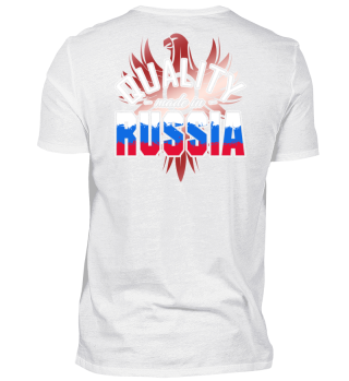 MADE IN RUSSIA BACK