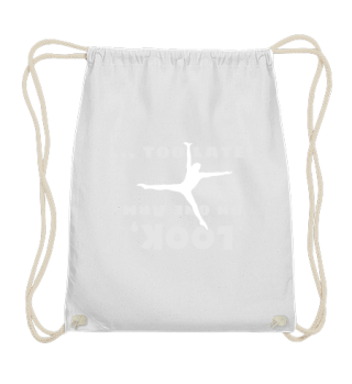Handstand Acro Yoga One Arm Funny Gift
