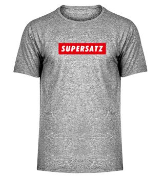 FITFORE T-Shirt Supersatz