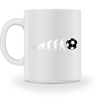 Evolution Of Humans - Soccer Ball II