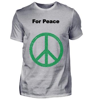weed for peace/Geschenk