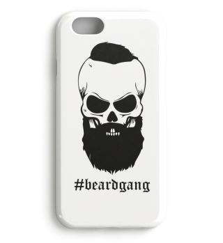 Exclusive #beardgang Handyhülle IPHONE