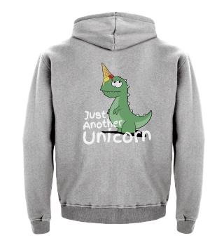 Funny Ice Cream Cone Dino Unicorn Gift