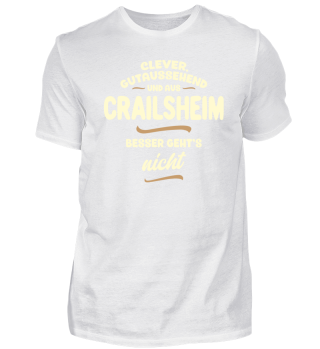 Intelligent, gutaussehend aus Crailsheim