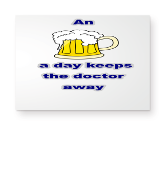 Drinking beer everyday/Gift for drinkers