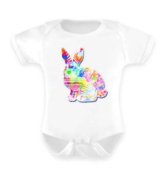 ★ Artistic Ethno EASTER BUNNY 6